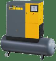 Šroubový kompresor Schneider, AirMaster INDUSTRY PLUS s kondenzační sušickou na vzdušníku