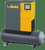 Šroubový kompresor Schneider, AirMaster INDUSTRY VARIABLE SPEED s kondenzační sušickou a na vzdušníku