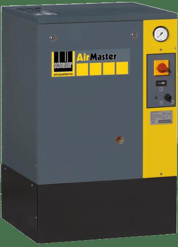 Šroubový kompresor Schneider, Entry